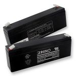 Panasonic 12V 2.2 AH Battery  Battery