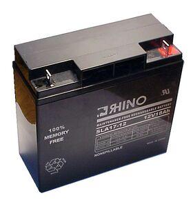Yuasa NRX80B Battery